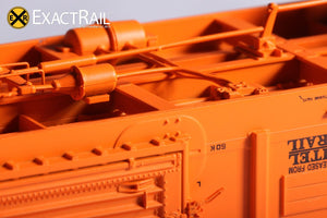 P-S 5344 Boxcar : NOPB - ExactRail Model Trains - 4