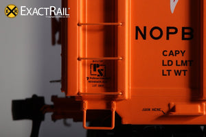 P-S 5344 Boxcar : NOPB - ExactRail Model Trains - 6