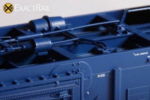 P-S 5344 Boxcar : PHD - ExactRail Model Trains - 6