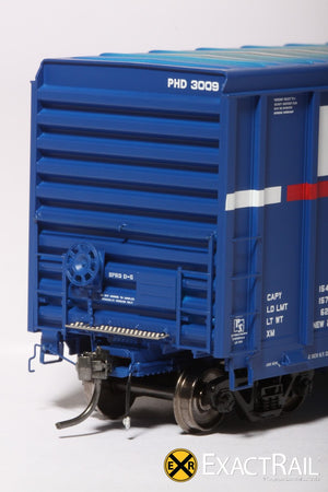 P-S 5344 Boxcar : PHD - ExactRail Model Trains - 3