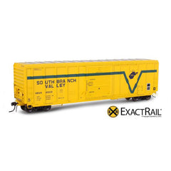 HO Scale: P-S 5344 Boxcar - SBVR