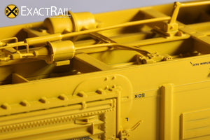 P-S 5344 Boxcar : SBVR - ExactRail Model Trains - 4
