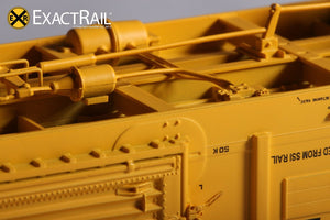 P-S 5344 Boxcar : TASD - ExactRail Model Trains - 5