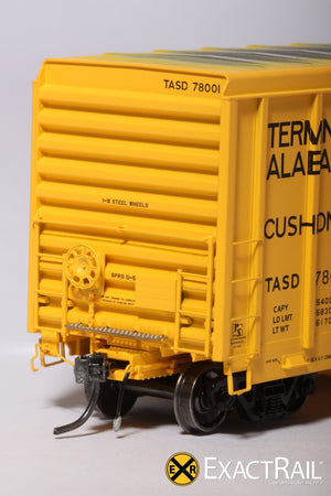 P-S 5344 Boxcar : TASD - ExactRail Model Trains - 3