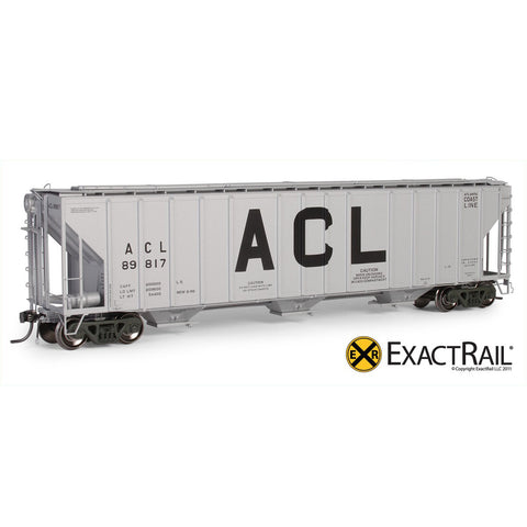 HO Scale: Magor 4750 Covered Hopper - ACL
