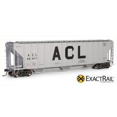 Magor 4750 Covered Hopper : ACL - ExactRail Model Trains - 1
