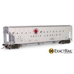 Magor 4750 Covered Hopper : GN - ExactRail Model Trains - 1
