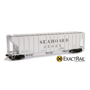 HO Scale: Magor 4750 Covered Hopper - SAL