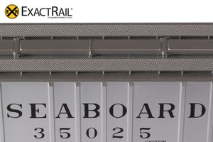 Magor 4750 Covered Hopper : SAL - ExactRail Model Trains - 3