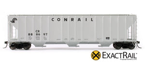 Magor 4750 Covered Hopper : CR - ExactRail Model Trains - 2