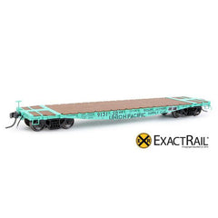 HO Scale: GSC 42' Flat Car - UP 'MOW 913150'