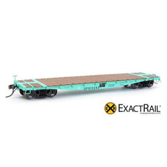 HO Scale: GSC 42' Flat Car - UP - MOW - 913243