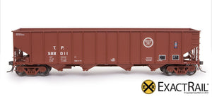 "Bethlehem 3737 Hopper : TP : 1974 ""As Delivered"" - ExactRail Model Trains - 2"