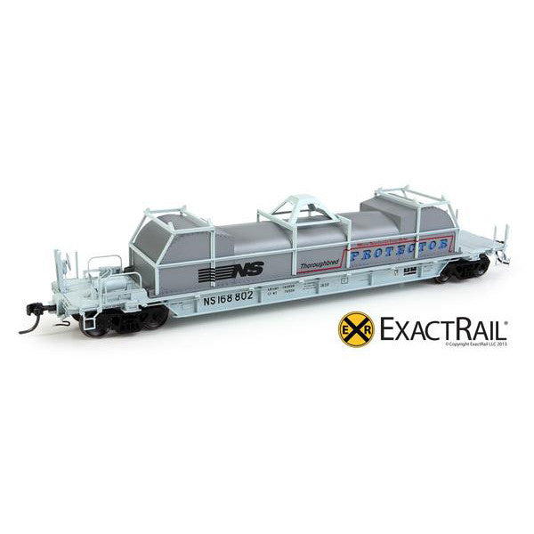 Model Train HO Thrall NS Protector Coil Car