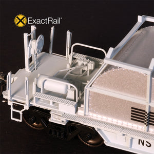 HO Scale: Thrall 54' Coil Car - Norfolk Southern '1992 As Delivered'
