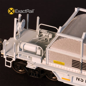 HO Scale: Thrall 54' Coil Car - Norfolk Southern 'Conspicuity Stripes'
