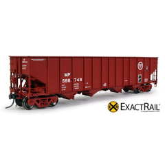 Bethlehem 3737 Hopper : MP : As Delivered 588710-589709 - ExactRail Model Trains - 1
