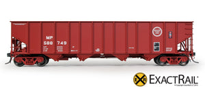 Bethlehem 3737 Hopper : MP : As Delivered 588710-589709 - ExactRail Model Trains - 2