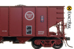 Bethlehem 3737 Hopper : MP : As Delivered 588710-589709 - ExactRail Model Trains - 4