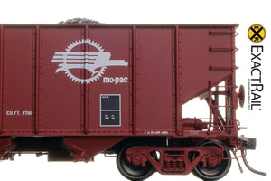 Bethlehem 3737 Hopper : MP : As Delivered 582000-582499 - 5/79 - ExactRail Model Trains - 4