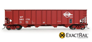 Bethlehem 3737 Hopper : MP : As Delivered 582000-582499 - 6/79 - ExactRail Model Trains - 2
