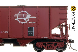 Bethlehem 3737 Hopper : MP : As Delivered 582000-582499 - 6/79 - ExactRail Model Trains - 4