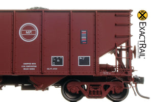 Bethlehem 3737 Hopper : MP : 588663 - ExactRail Model Trains - 5