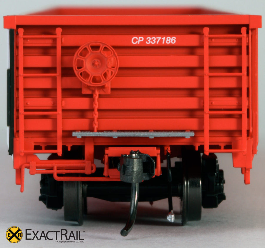 HO Scale: CP Rail 65' Gondola - Canadian Pacific