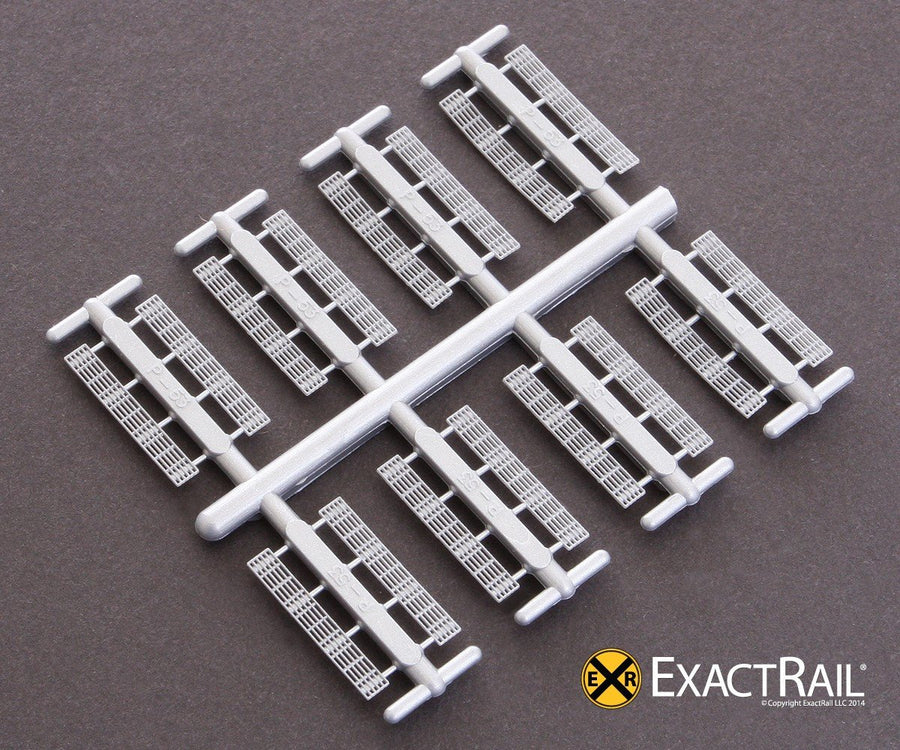 HO Scale: Apex Cross-Over Walk, A-end