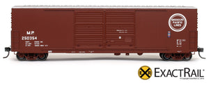 Gunderson 5200 Boxcar : MP - ExactRail Model Trains - 2