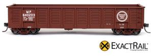 Gunderson 2420 Gondola : MP - ExactRail Model Trains - 2