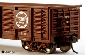 Gunderson 2420 Gondola : MP - ExactRail Model Trains - 3