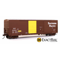 HO Scale: Gunderson 5200 Box Car - SP
