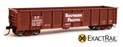 X - Gunderson 2420 Gondola : SP - ExactRail Model Trains - 1