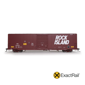 HO Scale: Berwick 7440 Appliance Boxcar - Rock Island