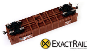 X - Gunderson 2420 Gondola : CR - ExactRail Model Trains - 7