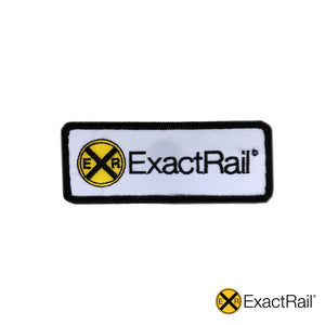 ExactRail Logo Patch