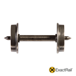 "HO Scale: Metal Wheel Sets - 36"" Standard .110 - 100 Pack"