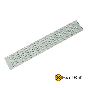 HO Scale: 60' Diagonal Panel Roof