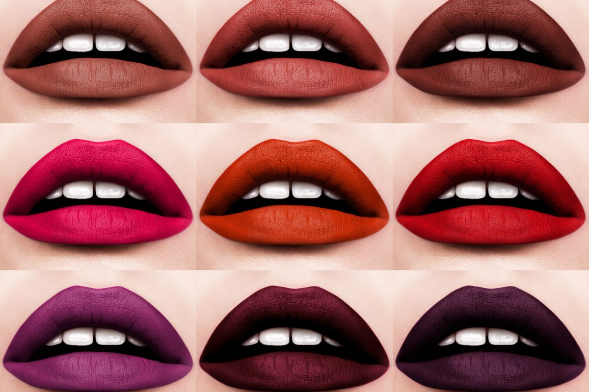 The 4 steps to using Matte Lipsticks