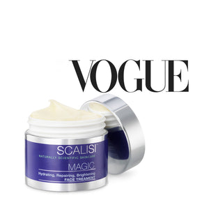 Scalisi Magic Face Treatment seen in Vogue