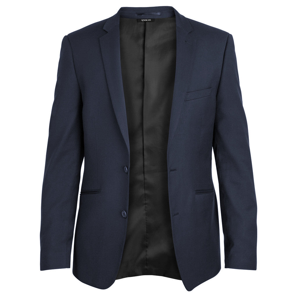 THE BLUE SUIT JACKET