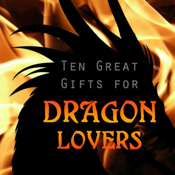 Ten great gifts for dragon lovers