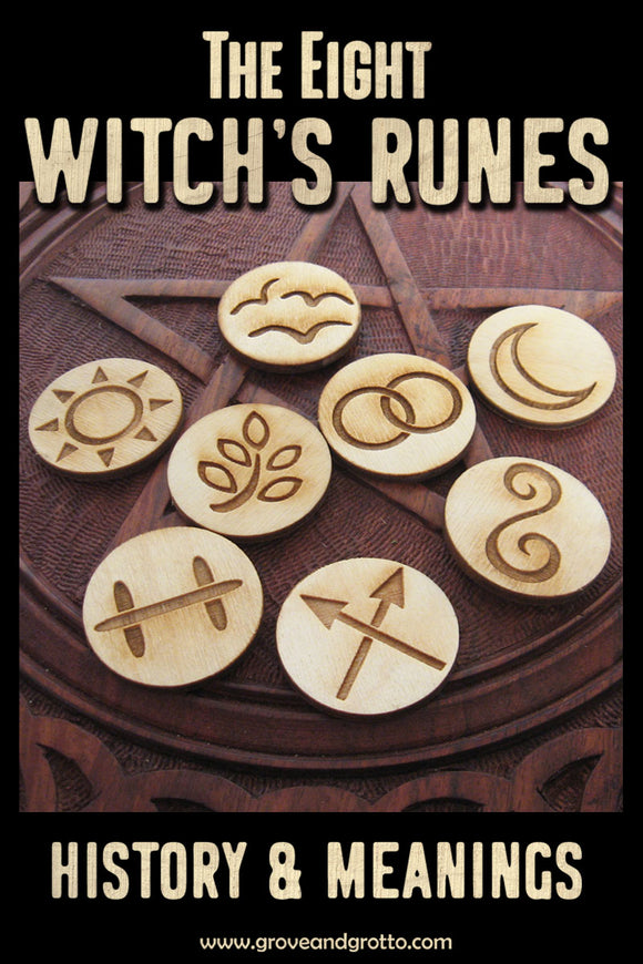 The Eight Witch's Runes