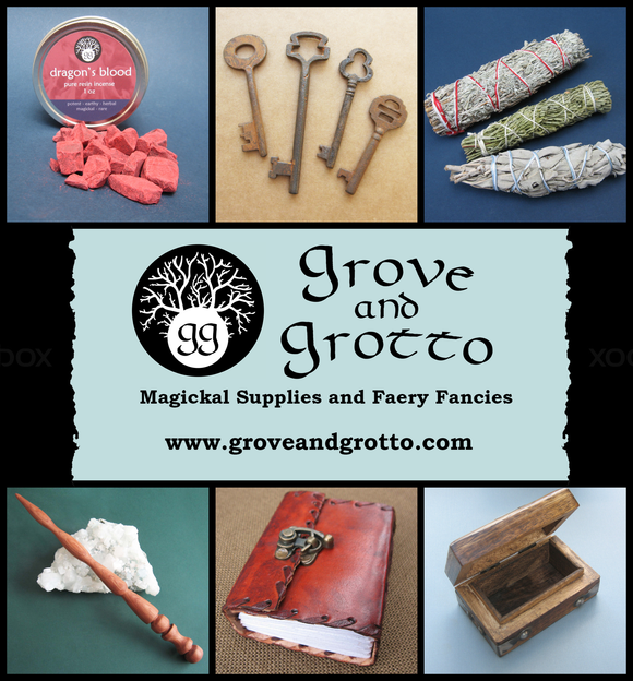 Grove and Grotto Fall 2016 update