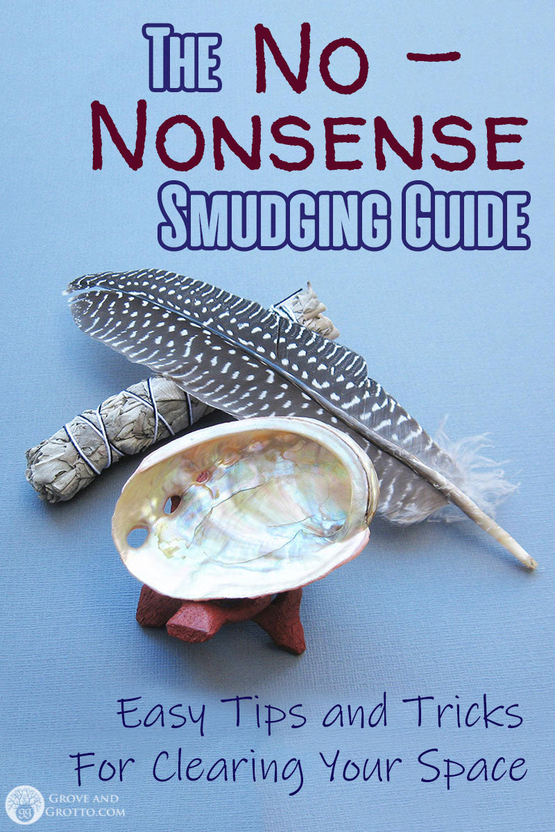 The no-nonsense smudging guide: Easy tips and tricks for