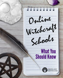 Online witchcraft schools: What you should know