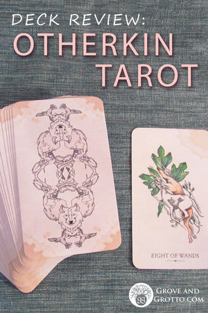 Deck review: Otherkin Tarot