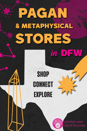 Pagan and metaphysical stores in Dallas / Fort Worth