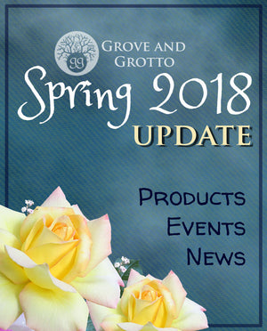 Grove and Grotto Spring 2018 update